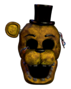 Golden Freddy Head