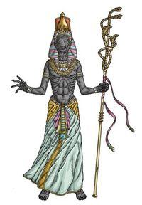 The Black Pharaoh