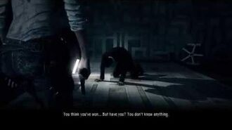 The Evil Within The Consequence Final Boss