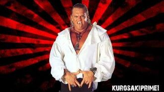 "WWF Gangrel 1st Theme Song - ""Blood"" with Download Link"