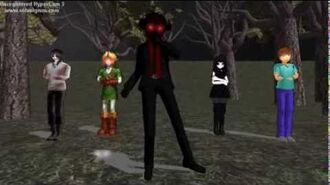 MMD Creepypasta Smooth Criminal