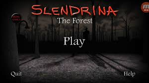Slendrina- The Forest