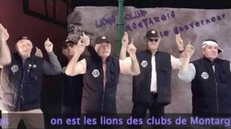 Les Lions de Montargis ORIGINAL VERSION
