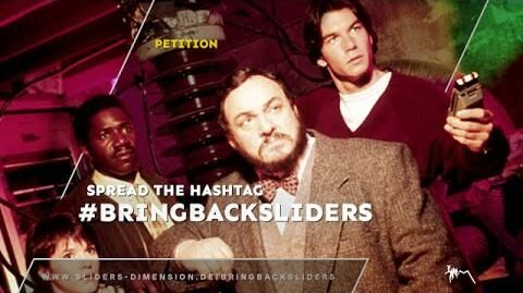 Spread the Hashtag BringBackSliders Petition Trailer