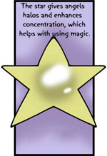 Angel Star Emblem