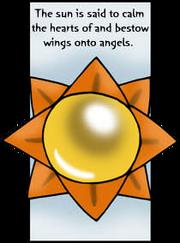 Angel Sun Emblem
