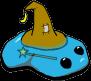WizardBlueSlime
