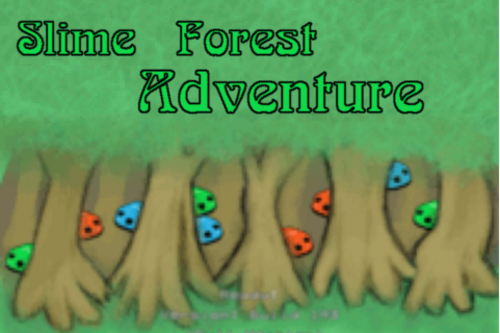 Slime Forest Adventure Wiki