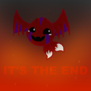 ITS THE END