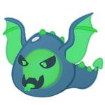 Cave Dragon Slime