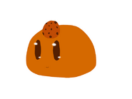 Cookie slime (Drawn by Dancey)