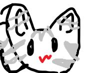 Tabby slime but it be white