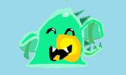 Dragon slime gordo 2