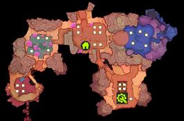 Ranch Map