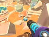 Treasure Pods/The Glass Desert