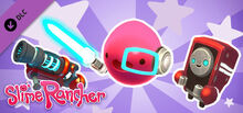 Slime Rancher Galactic Bundle steam dlc header