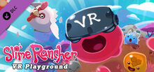 Slime Rancher- VR Playground steam dlc header