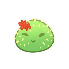 Cactus Slime by Hyalite