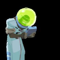 Viktor bubble work