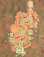 玻璃沙漠地图
