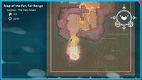 GildedGingerLocation top-east-entrance-ramp map