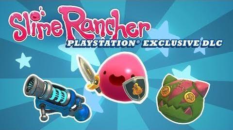 Slime Rancher - PS4 Exclusive DLC Trailer