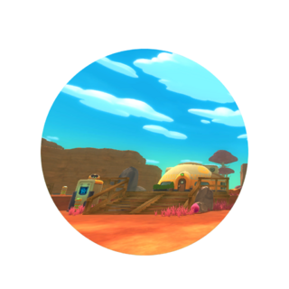 The Ranch's icon before 0.3.0