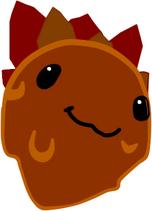 Chocolate slime