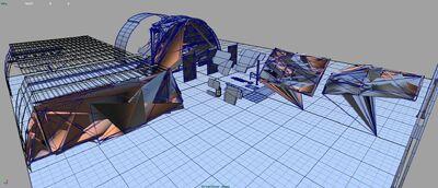 Slime Rancher Development Lab Model