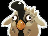 Каменистая курица