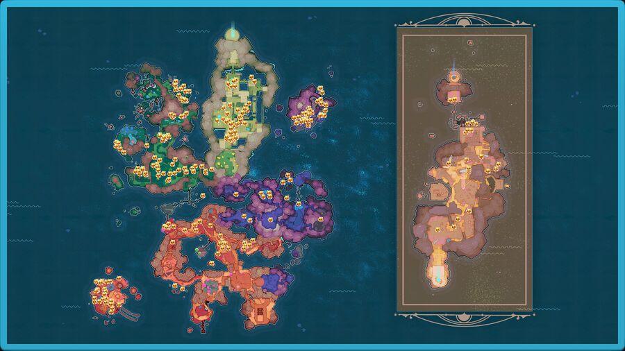 Map Slimes GoldSlime (1)