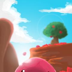 Pink Slime by TaMango2
