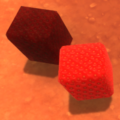 Old Cuberry model from versions before 0.3.1.