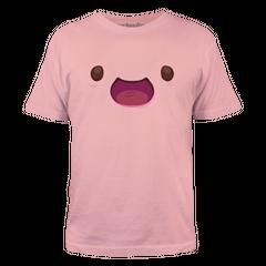 ♂ Pink Slime T-Shirt.