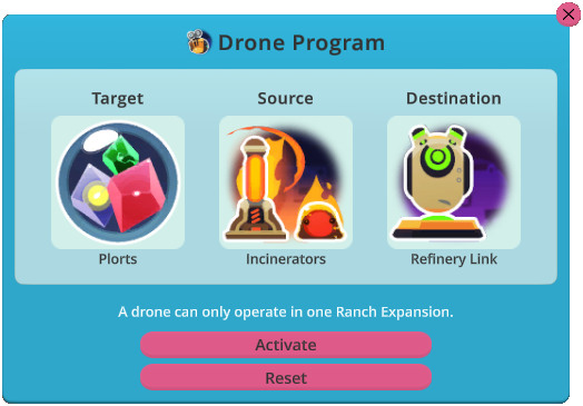 DroneProgram