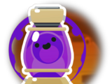 Violet Slime Lamp