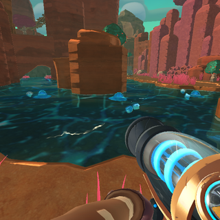 The Dry Reef/Ring Island | Slime Rancher Wikia | FANDOM
