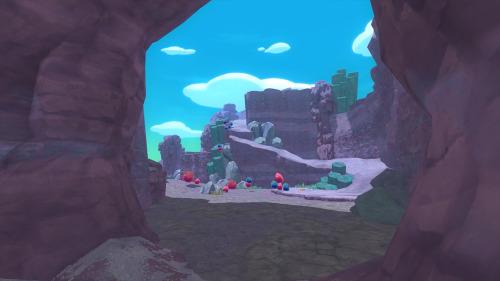 Slime Rancher development Quarry Preview (9)