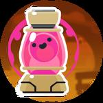 Pink Slime Lamp
