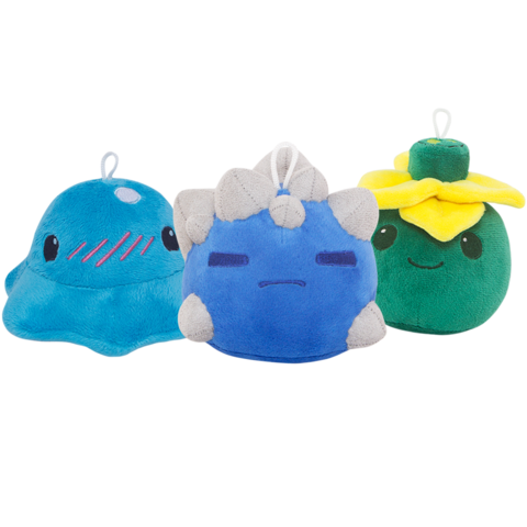 Slime Rancher Plushies- Round 2