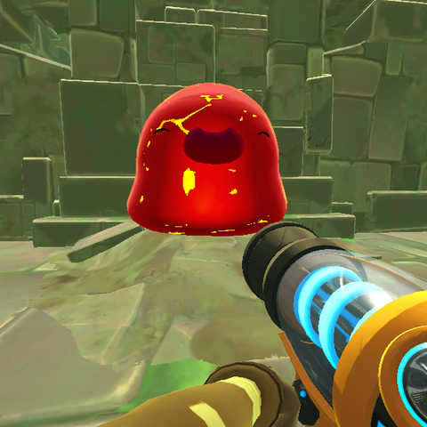 how to get to the ancient ruins in slime rancher