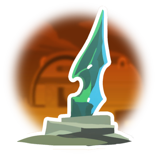 thundering glass sculpture slime rancher wikia fandom powered by