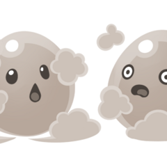 Dust Slime by Hachiseiko