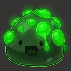 Mucus Slime by Arlymone