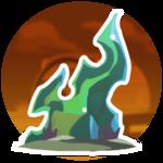 Fiery Glass Sculpture-1-