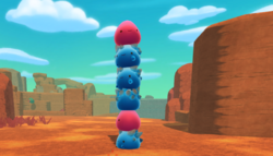 Slime Rancher development slime stack