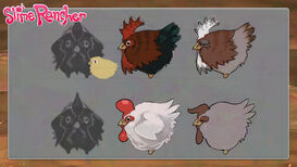 Hen Hens concept art