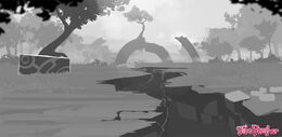 Ruin Concept by Ian McConville 1