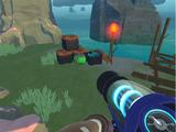 Treasure Pods/Ogden's Retreat