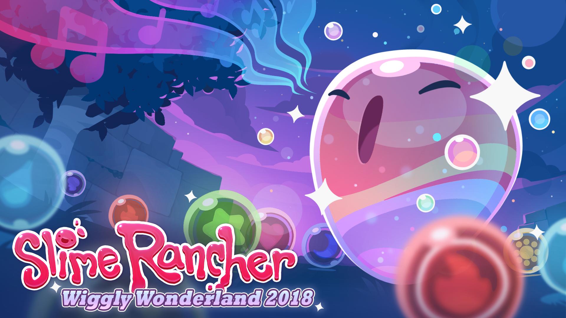 Wiggly Wonderland 2018 Slime Rancher Wikia